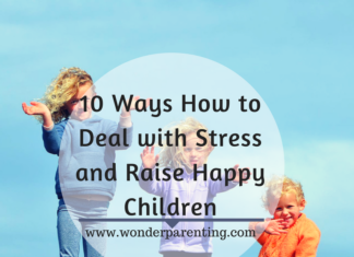 how to raise happy children
