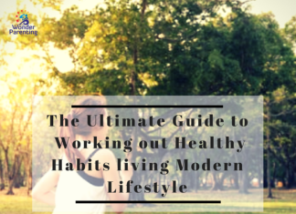 The Ultimate Guide to Working out Healthy Habits living Modern Lifestyle