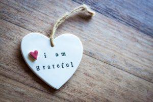 attitude of gratitude in children