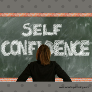 Self Confidence Tips for children-wonderparenting