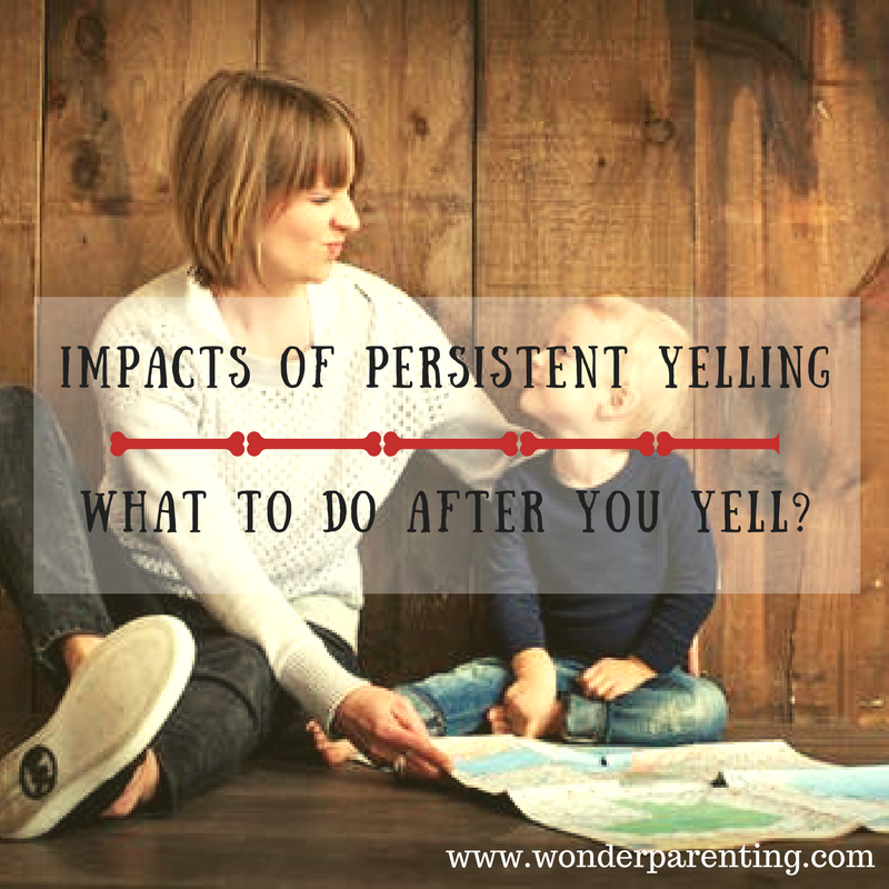yelling at kids-wonderparenting
