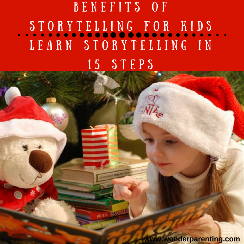Benefits of storytelling for kids-wonderparenting