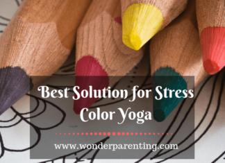 Best Solution for Stress Color Yoga