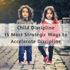 how to discipline kids-wonderparenting