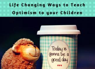 how to teach kids optimism