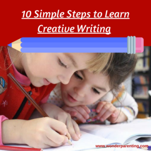 learn creative writing