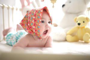 soft baby skin