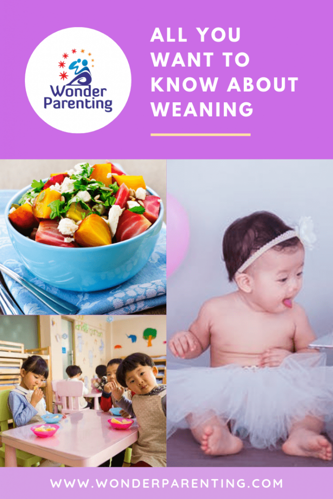 All You Want To Know About Weaning-wonderparenting