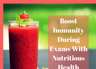 Boost Immunity During Exams With Nutritious Health Drinks