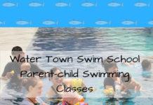 Water Town Swim School | Parent-child swimming classes