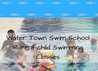 Water Town Swim School | Parent-child swimming classes