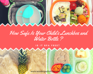 BPA free lunchbox and water bottle-wonderparenting