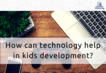 How can technology help in kids development_