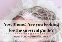new moms survival guide