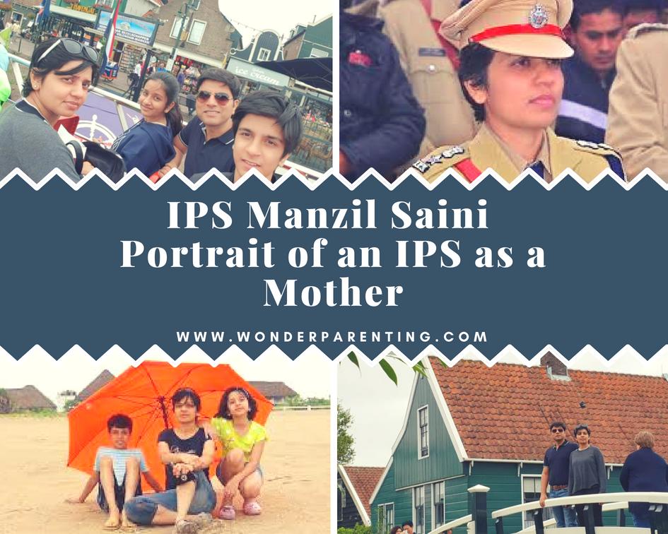 IPS Manzil Saini