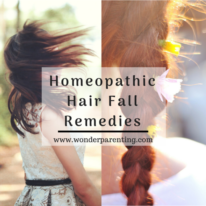 Homeopathic Hair Fall Remedies