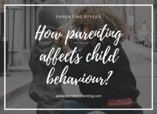 How parenting affects child behaviour_