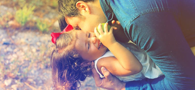 dad and daughter-wonderparenting