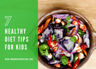 healthy diet tips for kids
