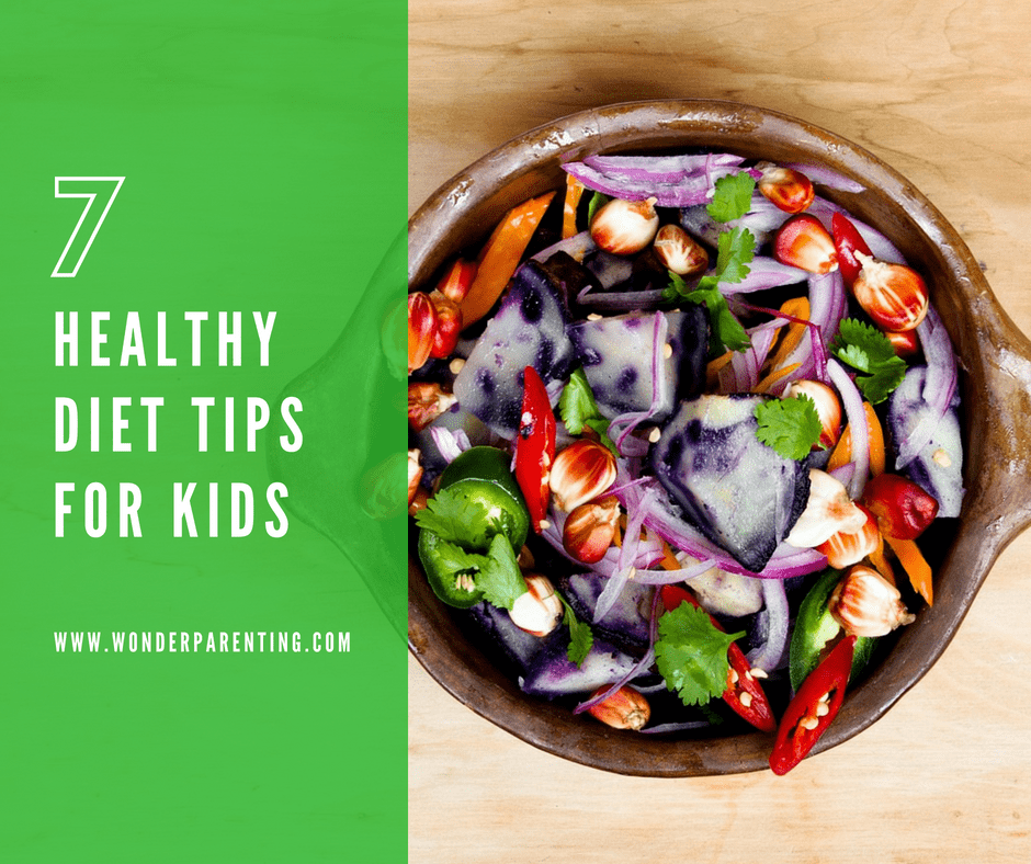healthy diet tips for kids-wonderparenting