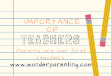 Importance of teachers