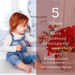 Stages of Early Childhood Development and Safety Precautions