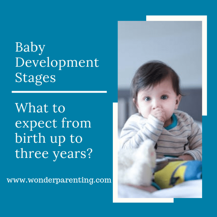 baby development stages