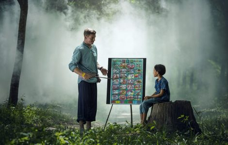 Importance of teachers-wonderparenting