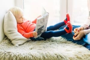 toddler reading habits