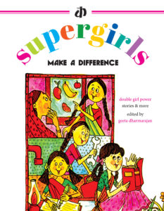 Book 2-Make A Difference Super Girls Short Story Books