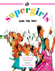 Book 3-Lead The Way super girls short story books