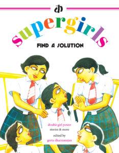 Book 4-Find A Solution super girls short story books