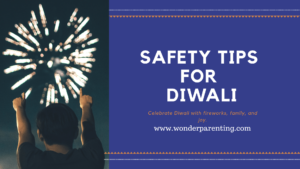 safety tips for diwali