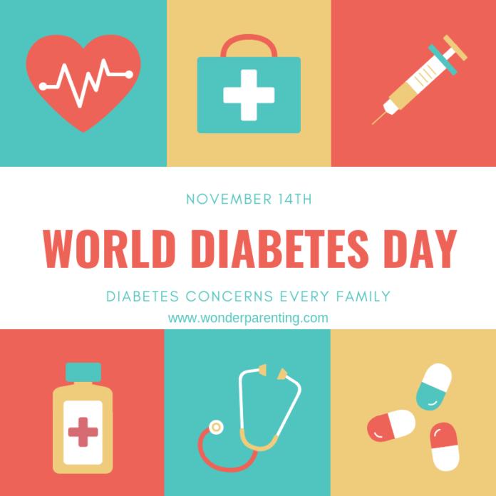 diabetes prevention on world diabetes day