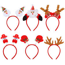 Amos Fun Christmas headbands