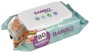 Bambo Nature Wet Wipes