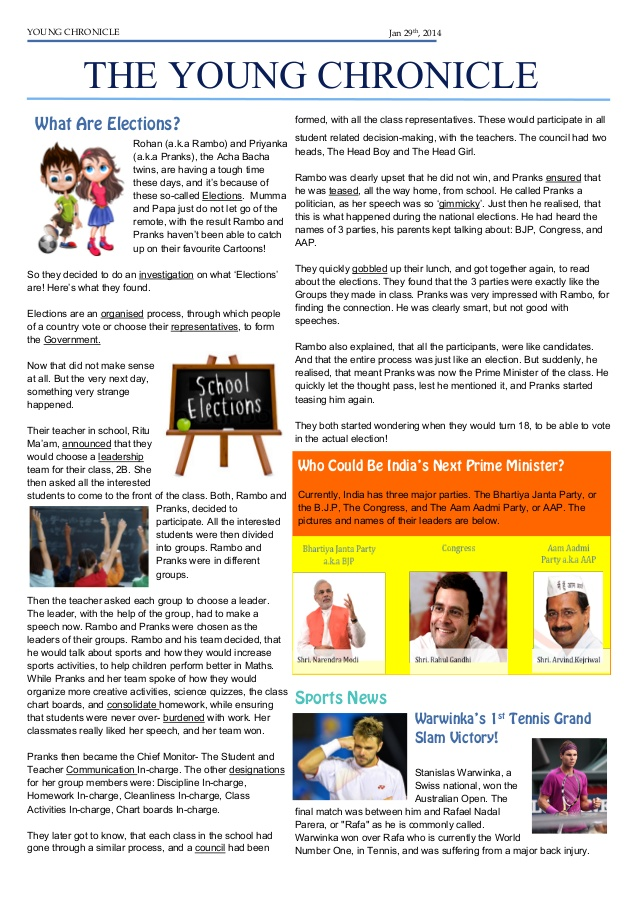 the-young-chronicle-a-newspaper-for-children-wonderparenting