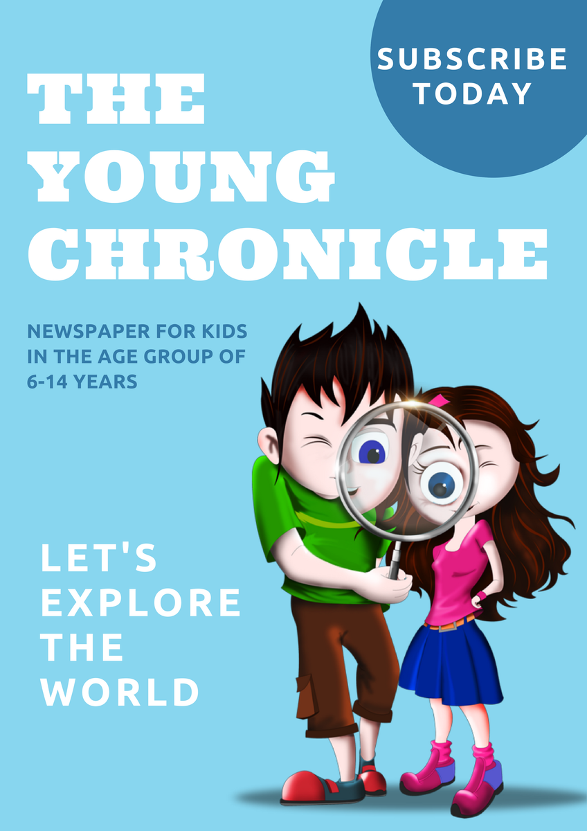 the young chronicle newspaper-wonderparenting