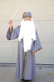dumbledore fancy dress ideas-wonderparenting
