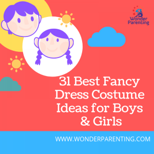 fancy dress ideas-wonderparenting