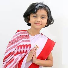 indira gandhi fancy dress ideas-wonderparenting