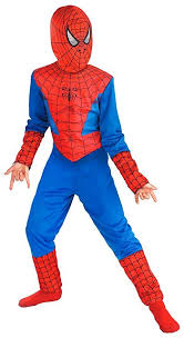spiderman fancy dress ideas-wonderparenting
