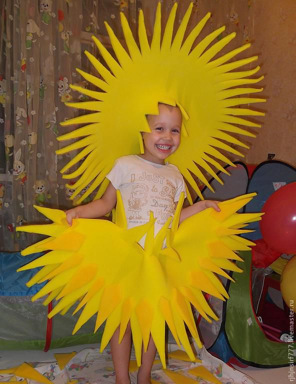 sun fancy dress ideas-wonderparenting