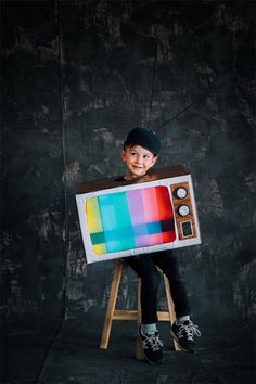 television fancy dress ideas-wonderparenting