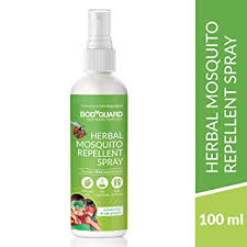 Bodyguard Herbal Mosquito Repellent Spray - 100ml-wonderparenting
