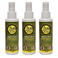 Bug off Mosquito and Insect Repellent Body Spray (100 ml)-wonderparenting