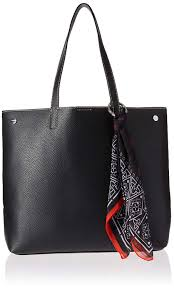 Calvin Klein Rachel Vegan Leather Novelty Tote-wonderparenting