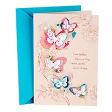 Hallmark Signature Mother's Day Card for Mom-wonderparenting