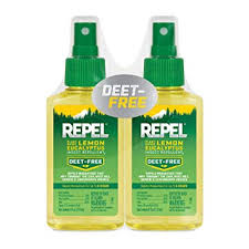 Repel Lemon Eucalyptus Natural Insect Repellent, Pump Spray 4-Oz-wonderparenting