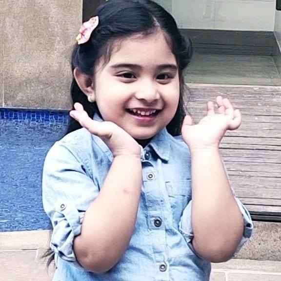 Child Actor Yati Keshri-wonderparenting